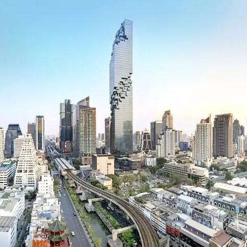 泰国目前最高最贵的楼盘 曼谷丽思卡尔顿酒店式公寓