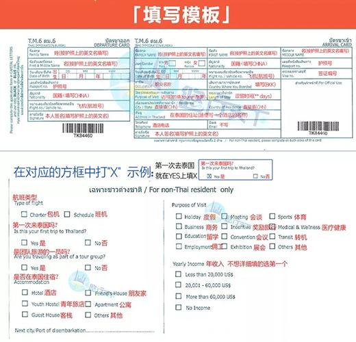 泰国旅游签证2018办理攻略(含泰国落地签和个签)