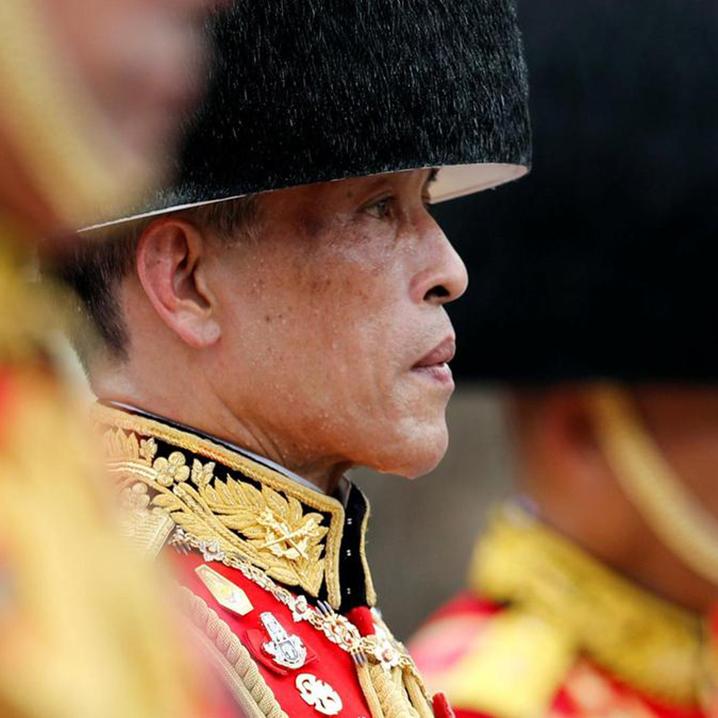 泰国知多少,说说泰国新国王