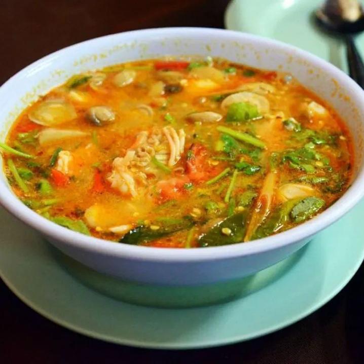 曼谷老城美食攻略,一条街吃一天