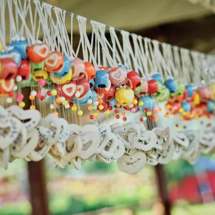 泰国颜色文化,清迈街头那些美如童话的泰式色彩