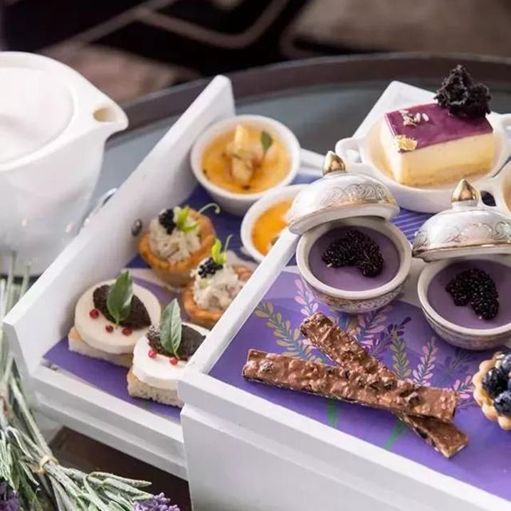 曼谷大仓新颐酒店下午茶,颜值Top1曼谷下午茶