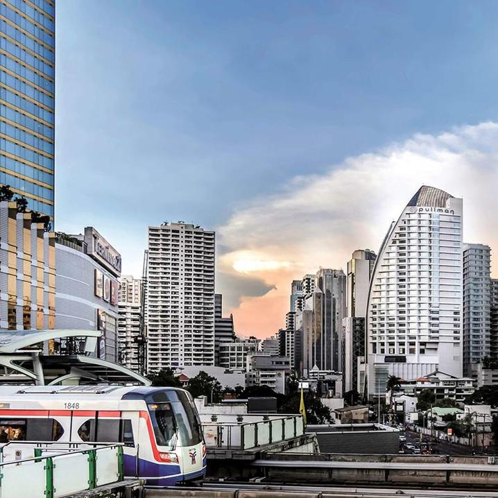 曼谷无过路费酒店推荐