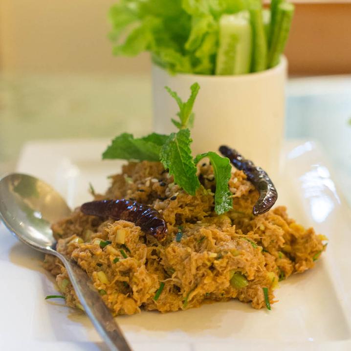 曼谷May Veggie Home素食餐厅,好评超高好吃到爆