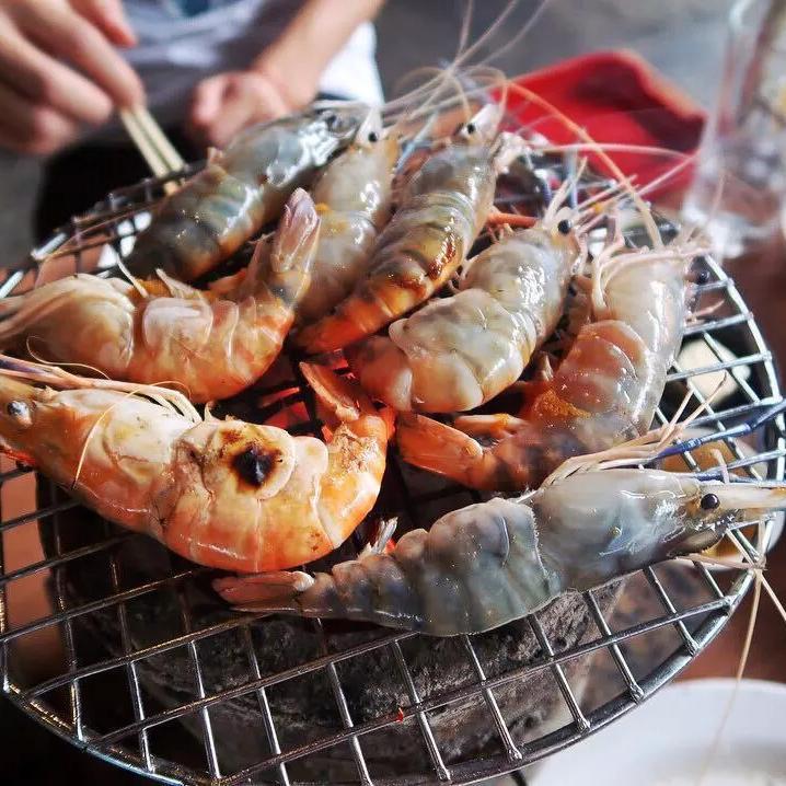曼谷Best Beef,超鲜美der烤牛肉烤大虾自助!