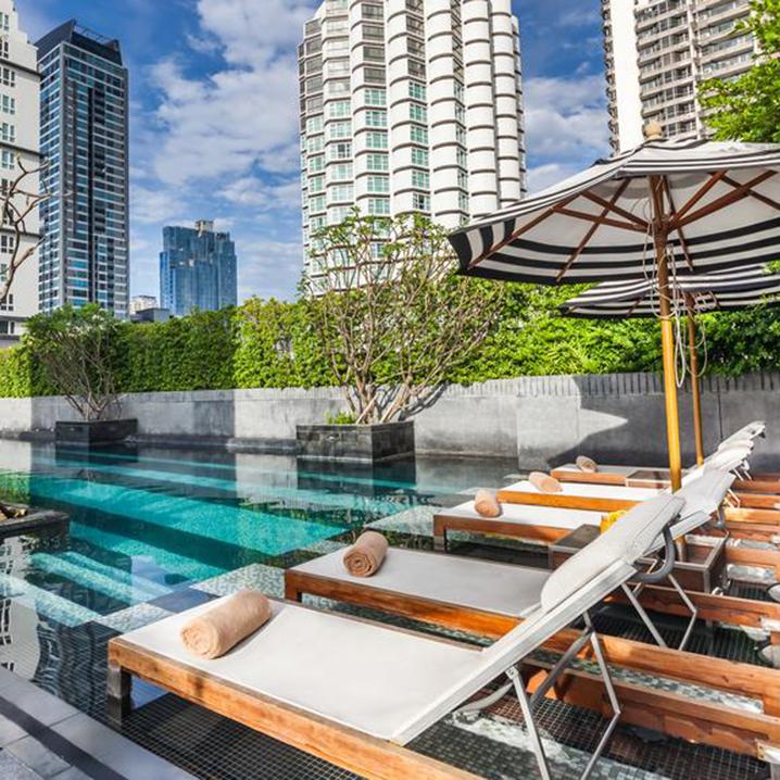 曼谷地铁附近的五星级酒店,性价比满分最低人均173元!