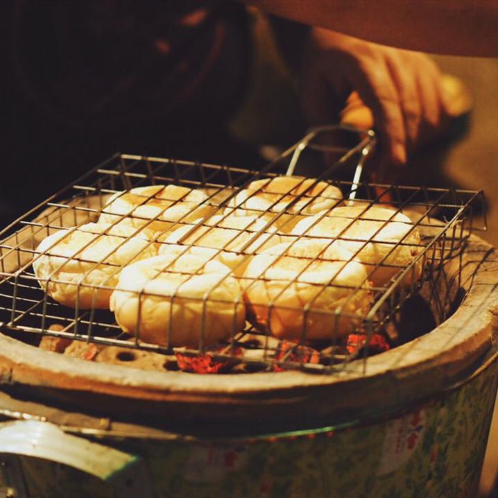 曼谷老城区六大小吃美食店