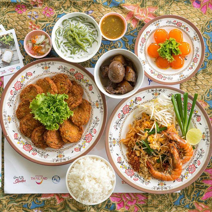 既健康又美味的泰国雨季专属美食