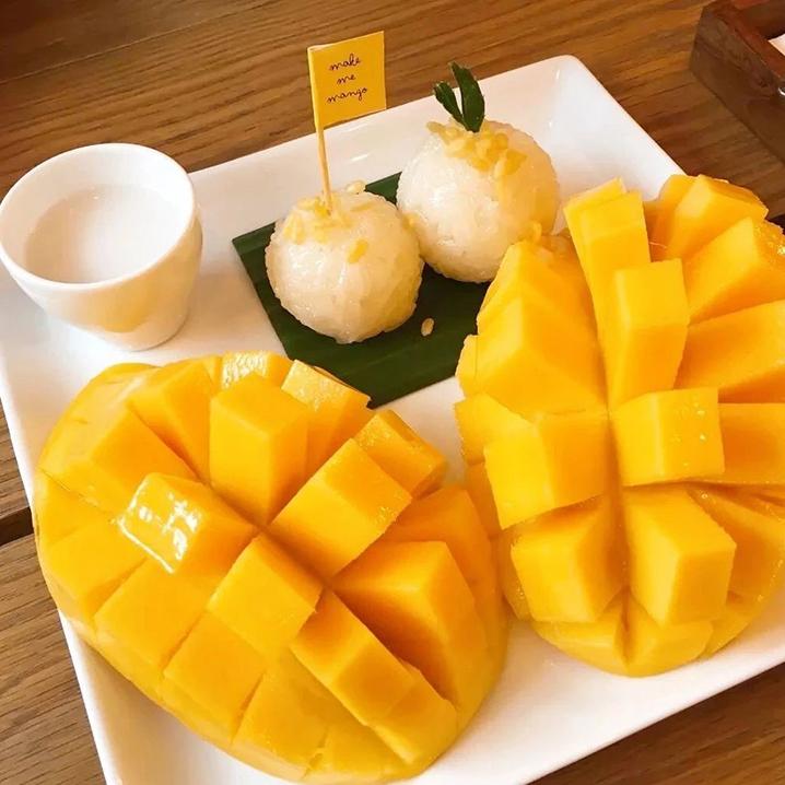 曼谷芒果糯米饭,哪几家值得一试?