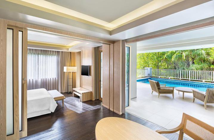 甲米10大海边酒店