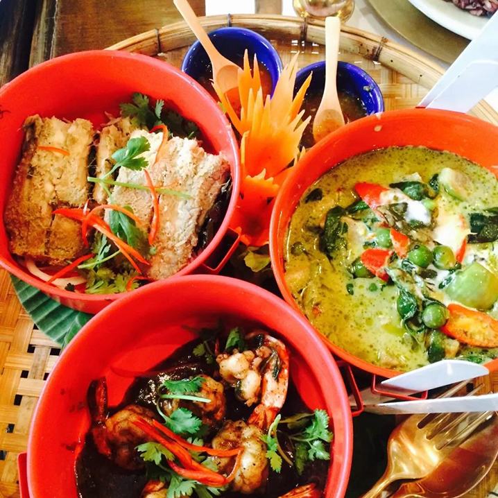 曼谷实在太好吃了