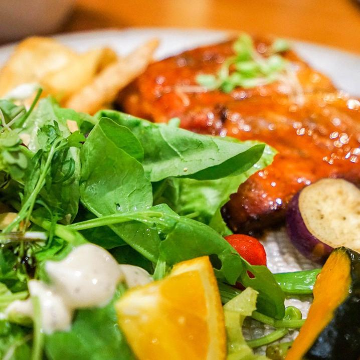 四家沙拉做得超好吃的清迈美食店