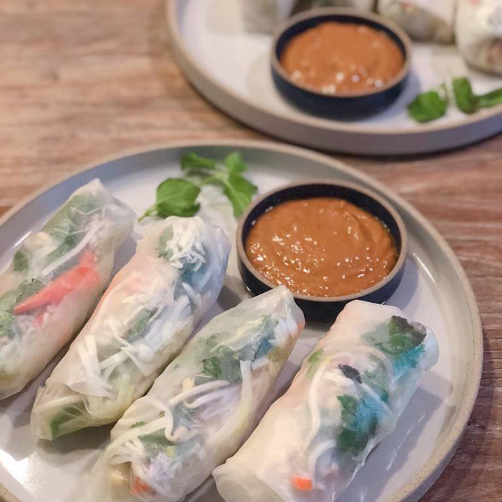 不能错过的曼谷街边小吃
