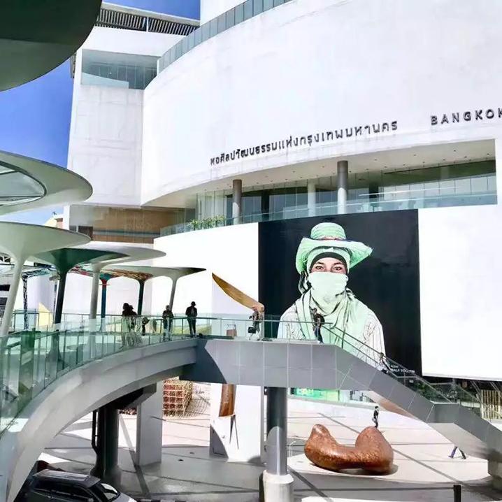 2018泰国双年展,感受泰国艺术魅力