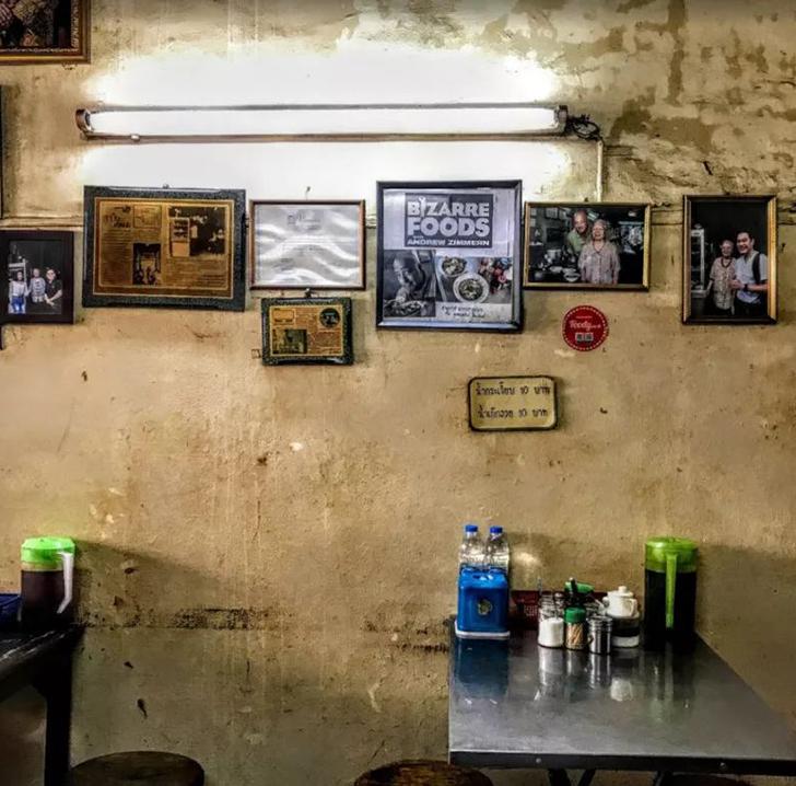 曼谷老街坊寻吃指南