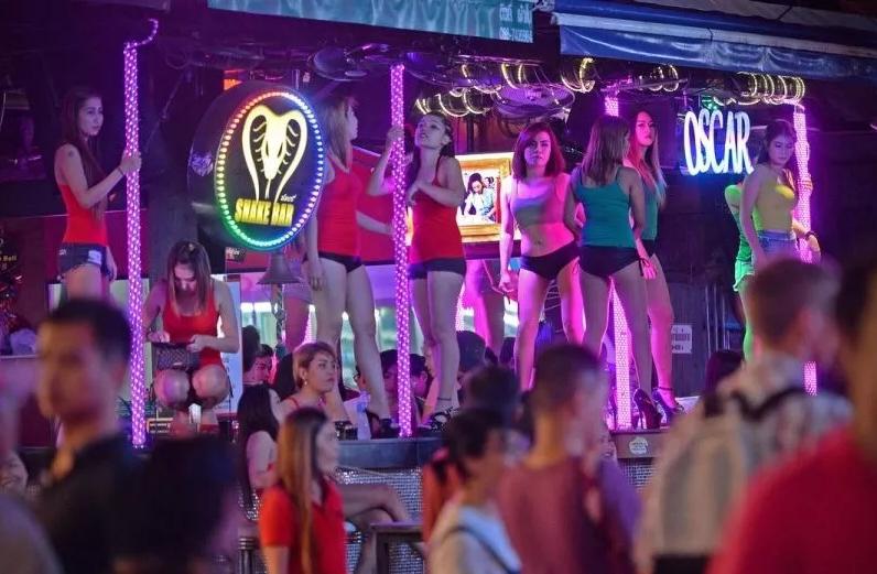 普吉岛酒吧