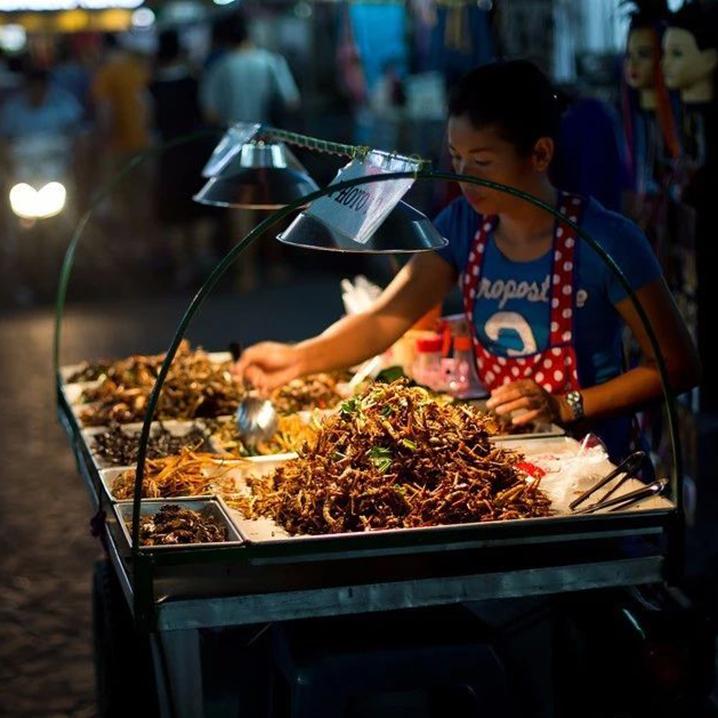 曼谷必逛的10大夜市,美食、酒吧和购物让你知道什么是夜市