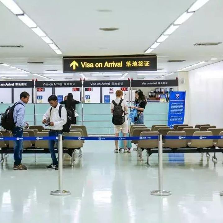 泰国落地签免费延长到4月30号,惊不惊喜?