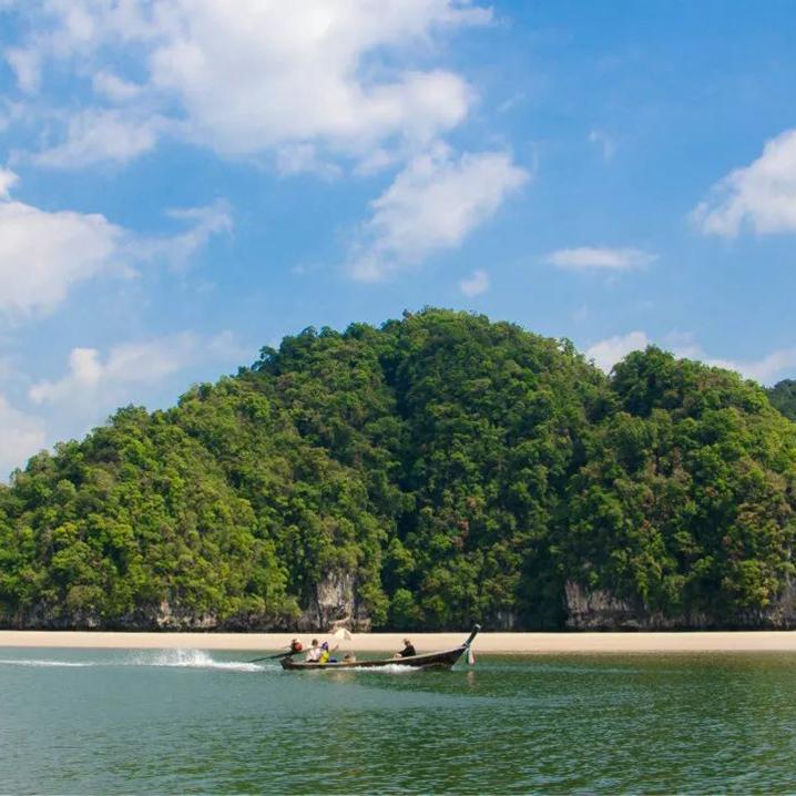 泡酒店的理想地小耀岛,普吉岛隔壁