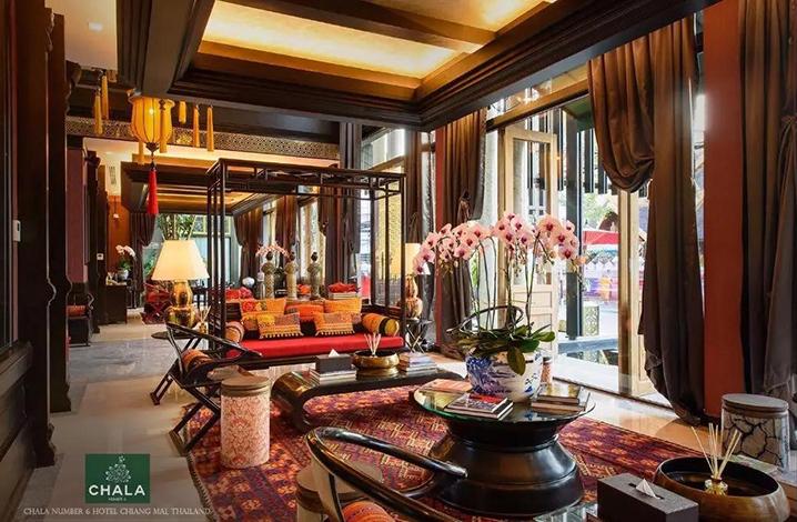 盘点始于颜值忠于品质的清迈古城酒店们