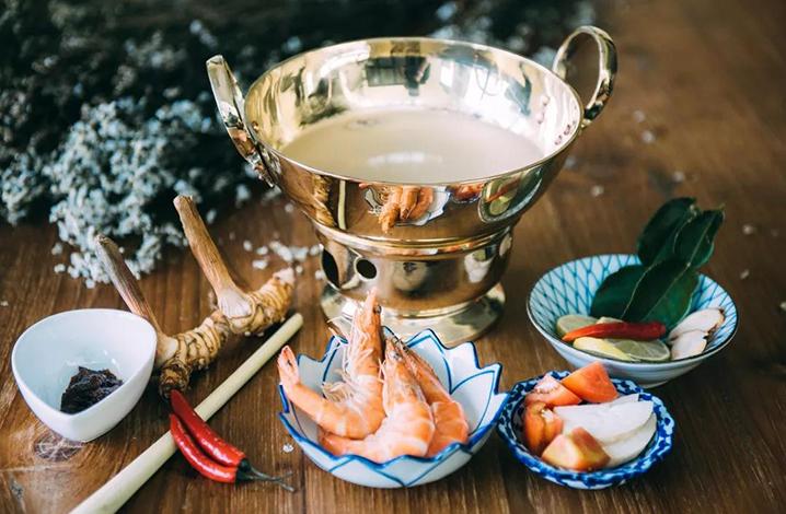 泰国国汤冬阴功的诞生