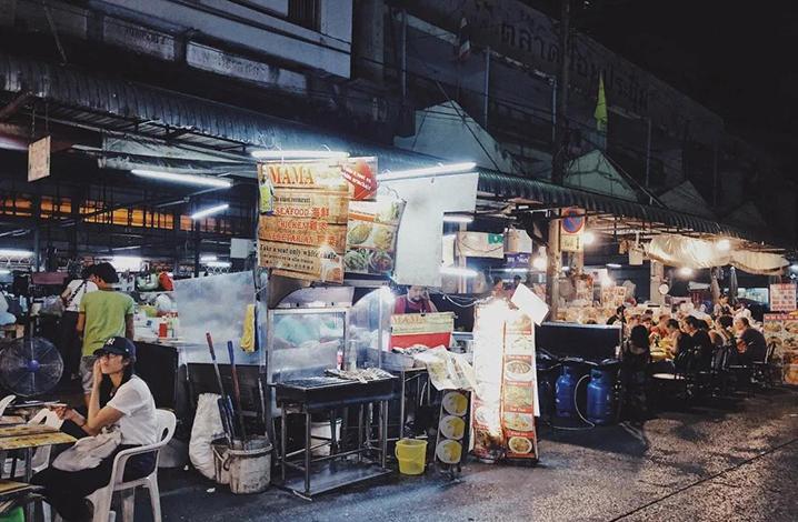 曼谷美食地图