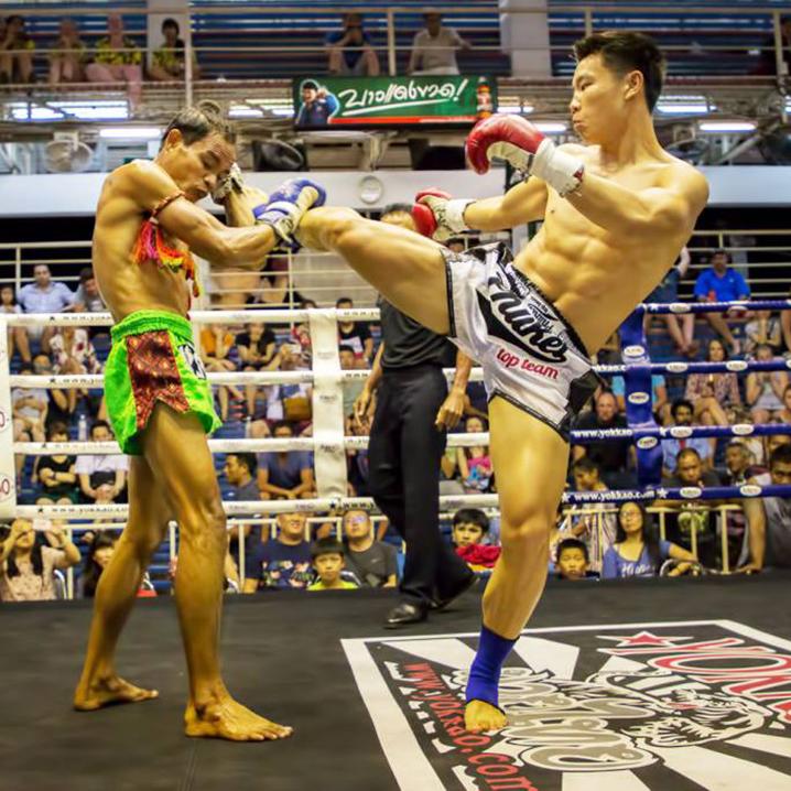 普吉岛泰拳秀,精彩刺激的泰拳比赛原来要到这里看