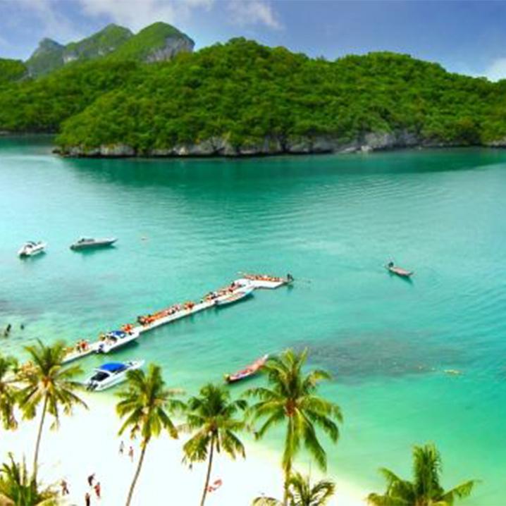 为什么要去苏梅岛,这8个理由够不够?