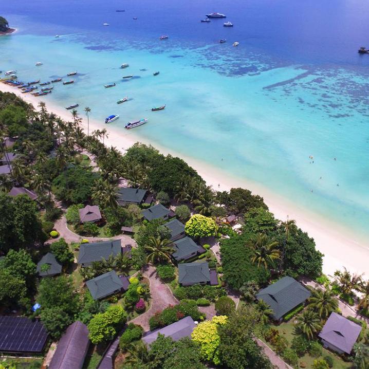泰国皮皮岛一日游,适合家庭旅游,没成家的就不要点开了