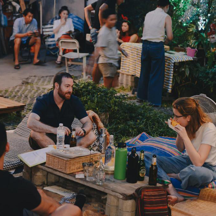 曼谷五家极具个性的青旅,一次记住