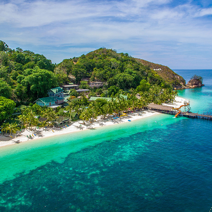 普吉岛蜜月岛(Maithon island)旅游,泰国最原生态的私人海岛