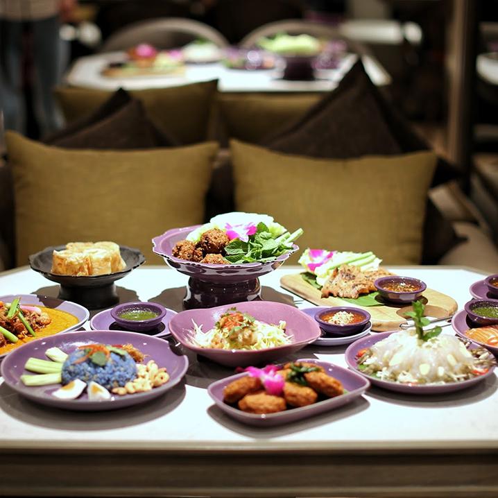 曼谷主打传统格调的餐厅Nara Thai Cuisine,还在等什么