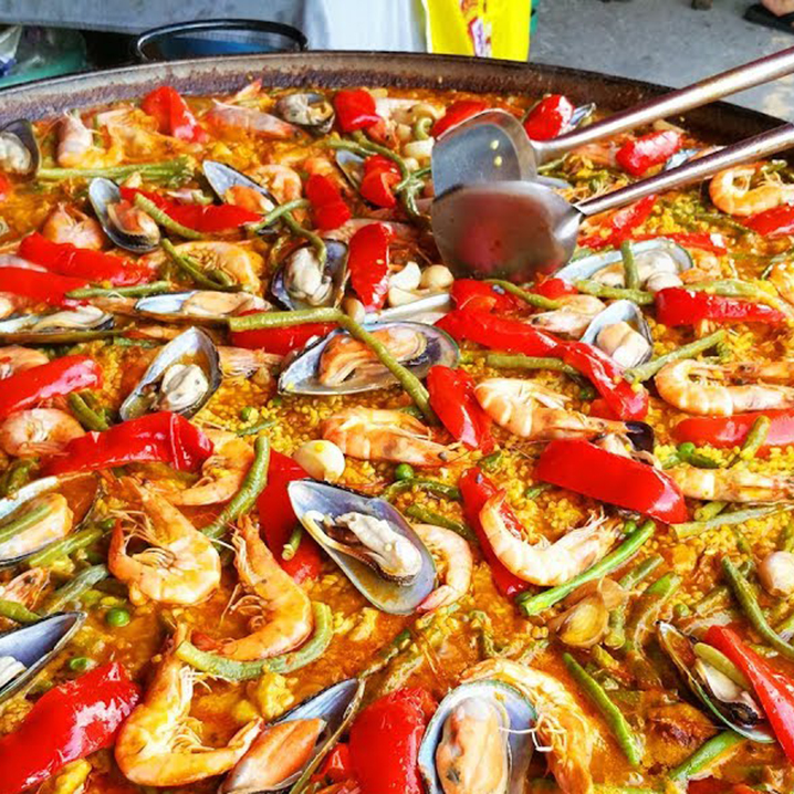 160铢6个鸡腿!在曼谷乍都乍Viva8-Bar餐厅,体验正宗西班牙