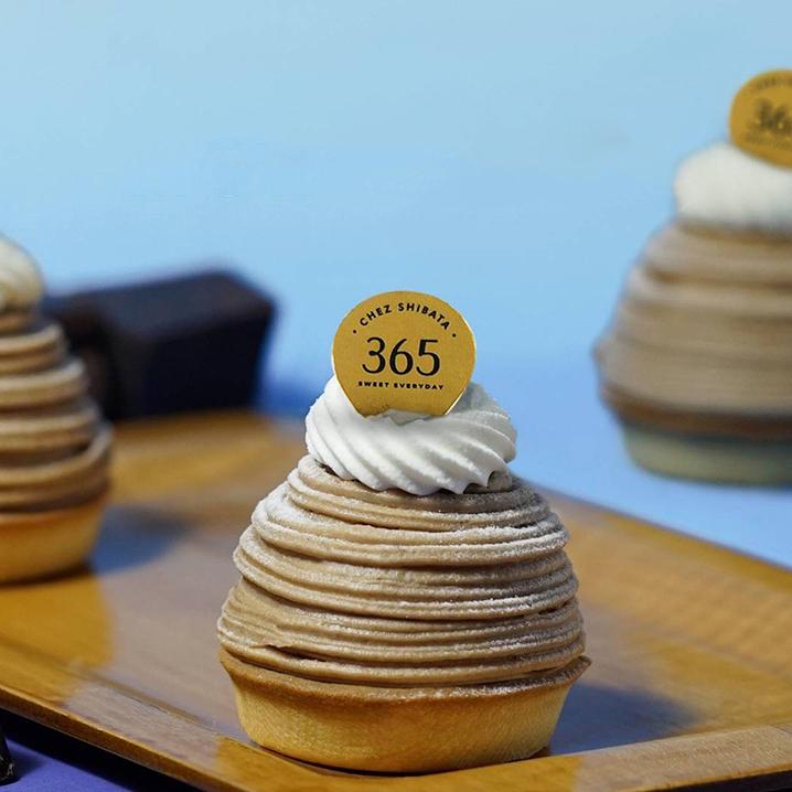 曼谷Chez Shibata 365甜品店,品尝柴田武甜品