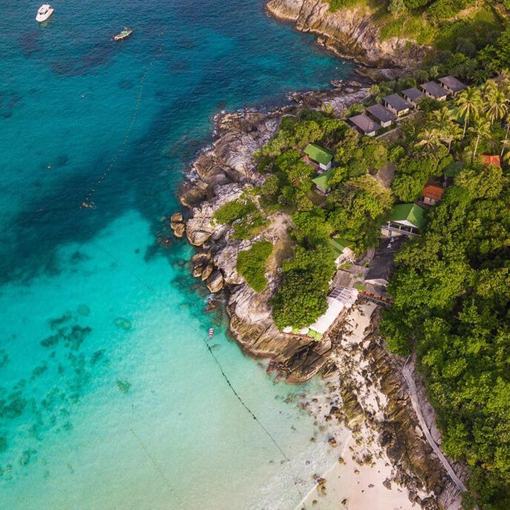 皇帝岛小攻略,普吉周边最美的海岛之一