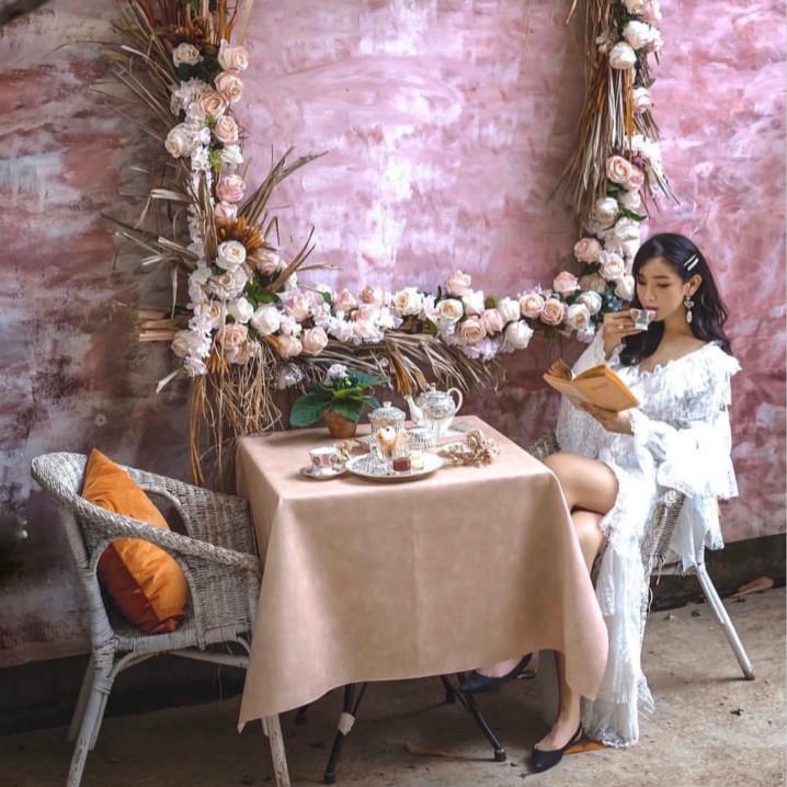 曼谷高颜值治愈系咖啡馆,让你的少女心无处安放!