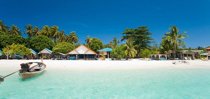 泰国小马尔代夫—丽贝岛,潜水爱好者看过来!