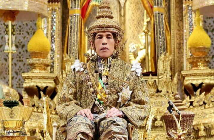 拉玛十世加冕礼