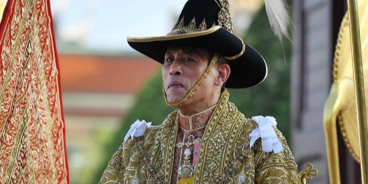 拉玛十世加冕礼细节,看这篇就够了!