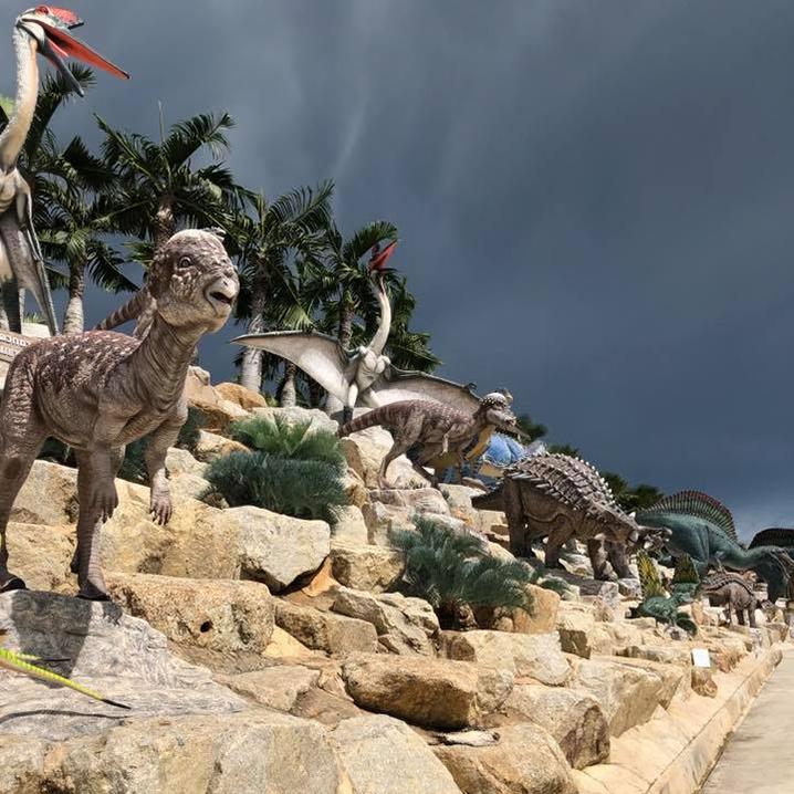东芭花园恐龙谷,带你探索恐龙的奥秘!