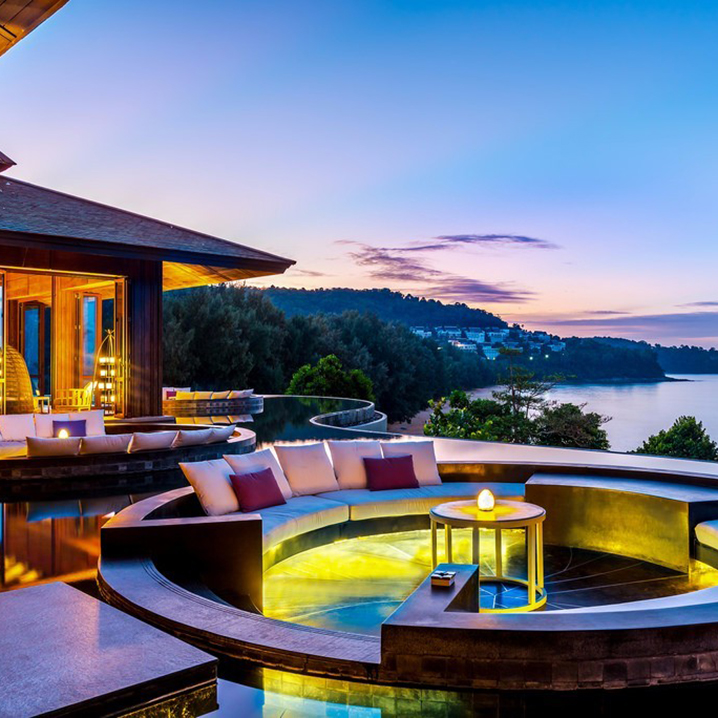 普吉岛铂尔曼酒店|无边泳池、悬崖酒店、最美日落
