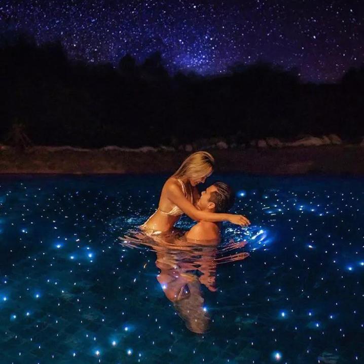 泡了这些泰国酒店的星空泳池,才知道以前去的都是水凼凼