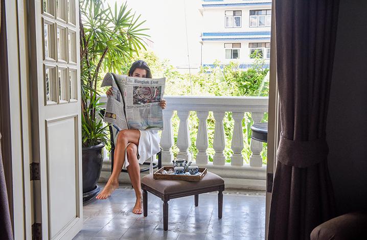 曼谷酒店、民宿、餐厅和文创集市