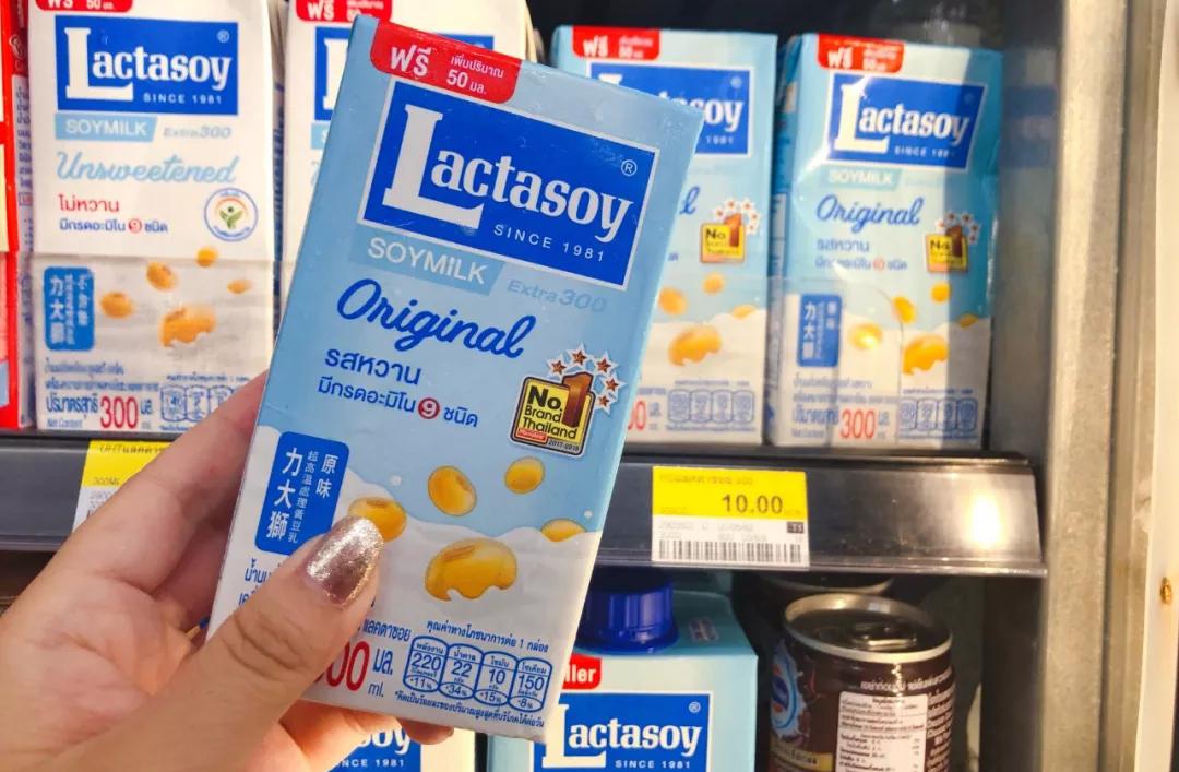 lactasoy豆奶