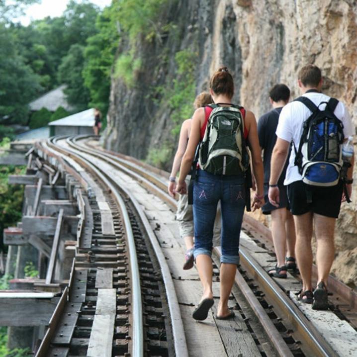北碧死亡铁路一日游行程,除了拍照打卡还能了解历史文化