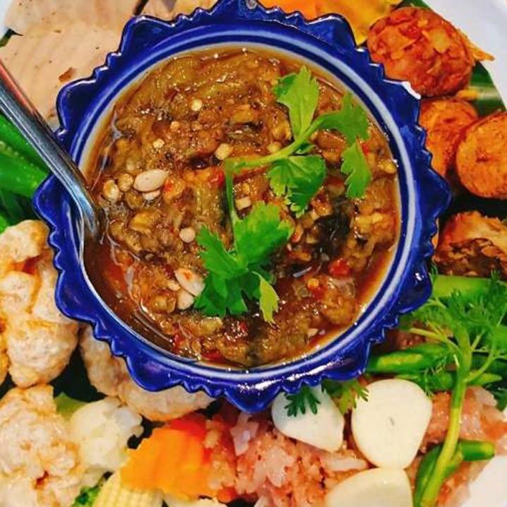 这份泰北菜美食地图,能让你从早吃到晚