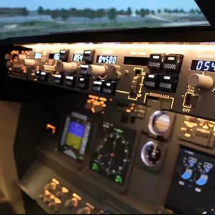 全亚洲最便宜的飞行体验中心——曼谷Flight Experience
