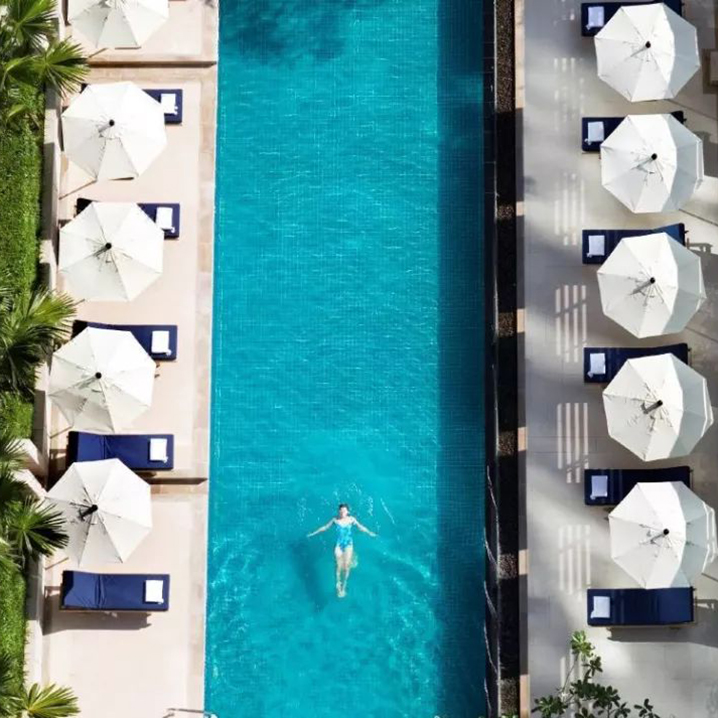 泰国出游季,分享曼谷清迈几家价位亲民的酒店