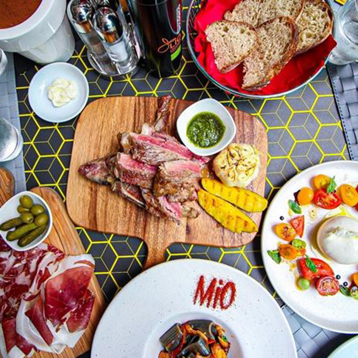曼谷Mio Food&Art餐厅,在曼妙的艺术氛围里品味意式风情