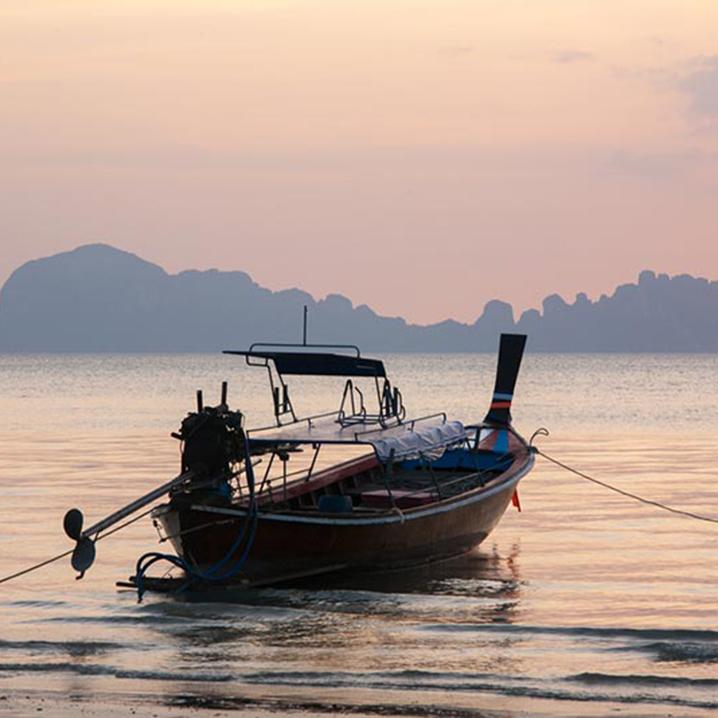 寻觅美丽宁静的泰国海滩,阁苏坤岛是一个不错的选择